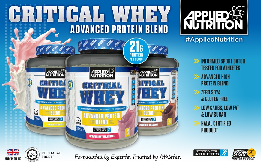 Image result for applied nutrition critical whey advanced protein blend