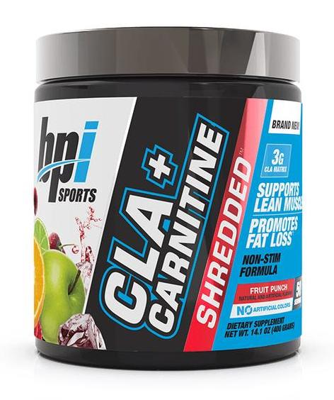 BPI Sports CLA + Carnitine Shredded