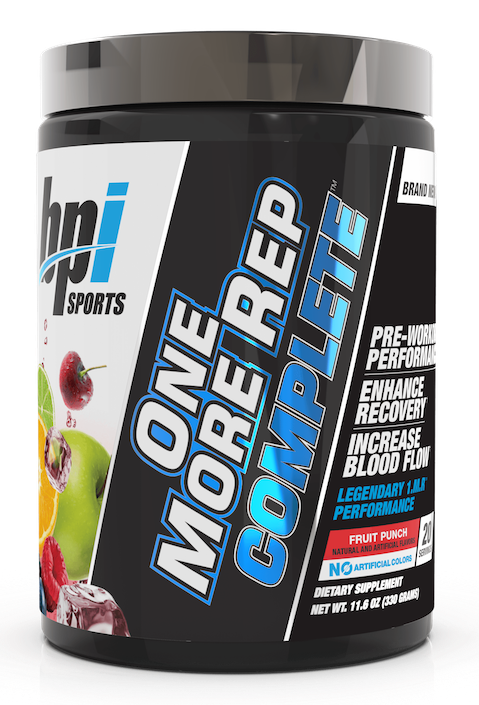BPI Sports One More Rep Complete