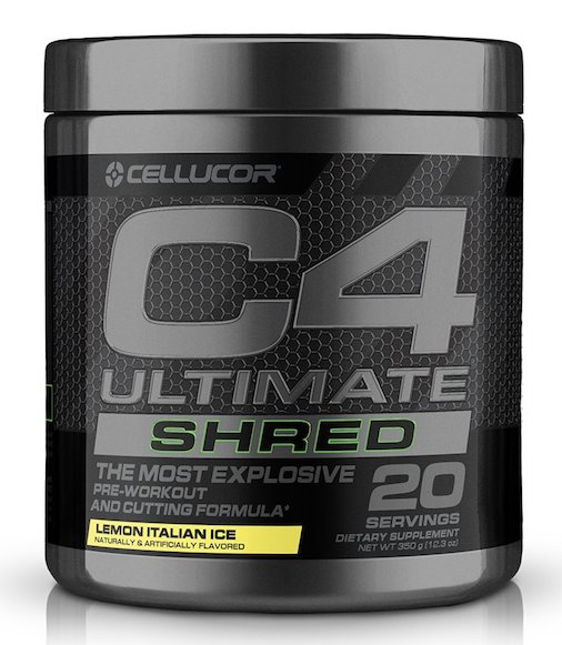 Cellucor C4 Ultimate Shred