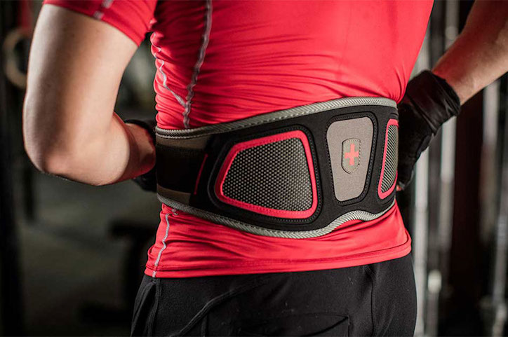 Harbinger Contoured Flexfit Belt