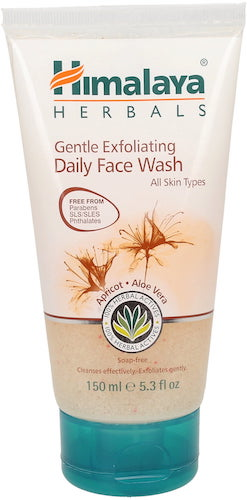 Himalaya Herbals Gentle Exfoliating Daily Face Wash, 150ml