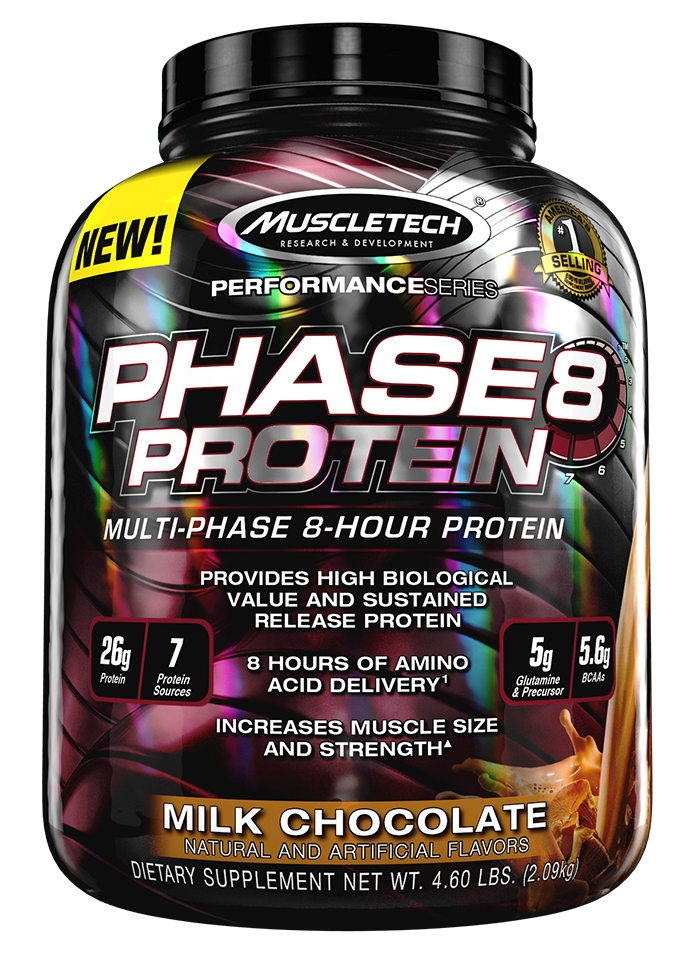 MuscleTech Phase8, 924 g