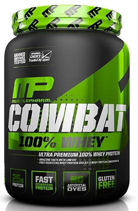 MusclePharm Combat 100% Whey, 907 g