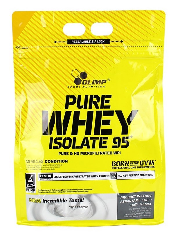Olimp Pure Whey Protein Isolate 95