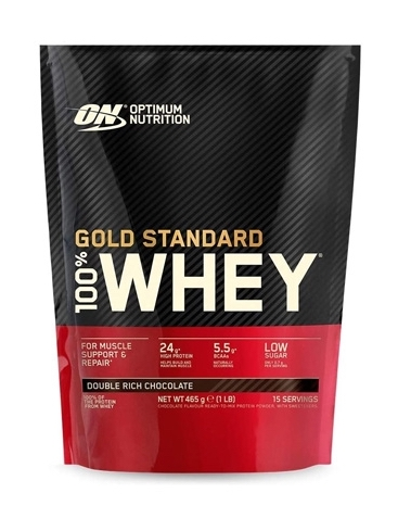 Optimum Nutrition Gold Standard 100% Whey, 450g