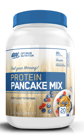 Optimum Nutrition Protein Pancake Mix, Unflavoured