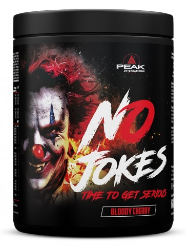 Peak NO Jokes Pre-Workout
