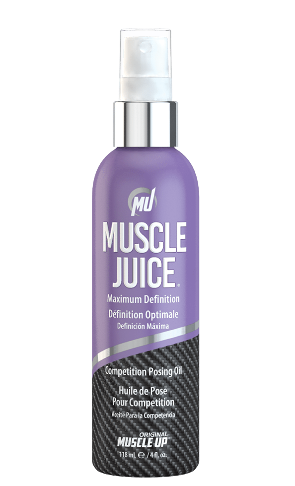 Muscle Juice Maximum Definition Competition Posing Oil