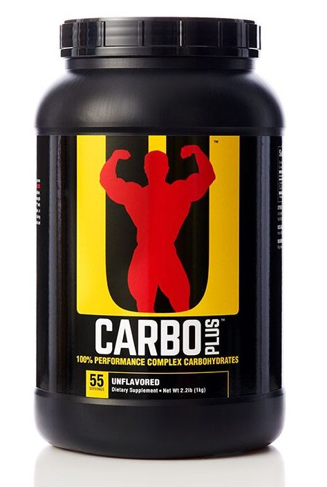 Universal Nutrition Carbo Plus