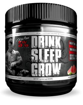 5 Nutrition Drink Sleep Grow Nighttime Aminos_Watermelon