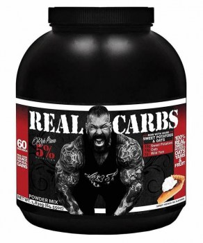 5 Nutrition Real Carbs