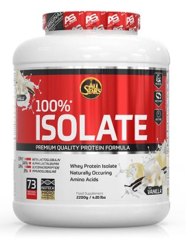 All Stars 100 ISOLATE PROTEIN