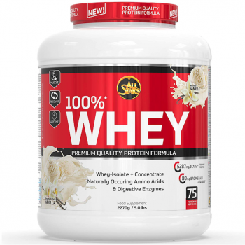 All Stars 100 Whey Protein