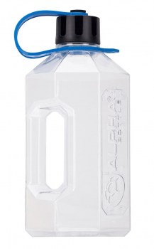 Alpha Designs Bottle XXL Water Jug-Blue-Clear-077