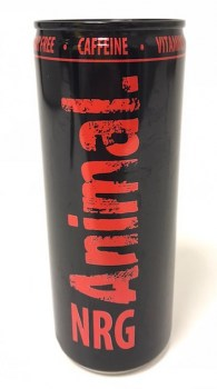 Animal Energy Drink can