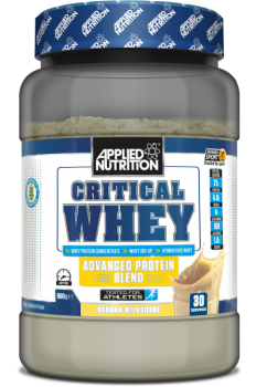 Applied Nutrition Critical Whey-900g-banana