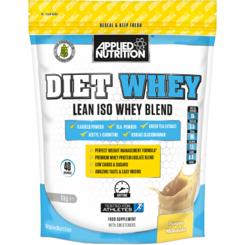 Applied Nutrition Diet Whey 1kg-banana