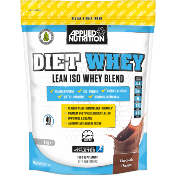 Applied Nutrition Diet Whey 1kg-chocolate