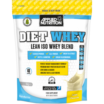 Applied Nutrition Diet Whey 1kg-lemon-cheesecake