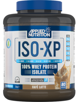 Applied Nutrition ISO-XP-tub-2kg-cafe-latte