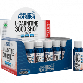Applied Nutrition L-Carnitine 3000 Shot + Green Tea