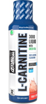 Applied Nutrition L-Carnitine Liquid 3000 with Green Tea_fruit_burst_3