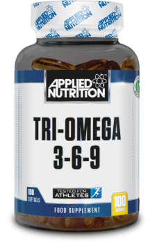 Applied Nutrition Tri-Omega 3-6-9