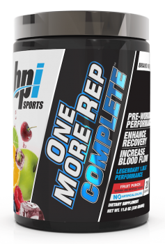 BPI Sports One More Rep Complete-fruit-punch