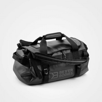 Better Bodies Gym Duffle Bag, Black
