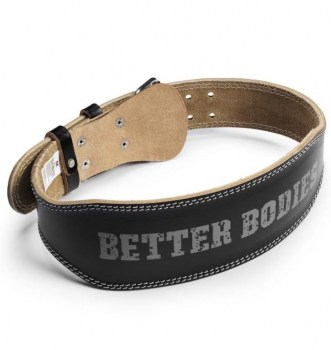 Better Bodies Weightlifting Belt