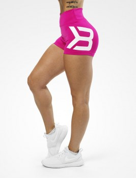 Better Bodies Women Gracie Hot pants, Pink