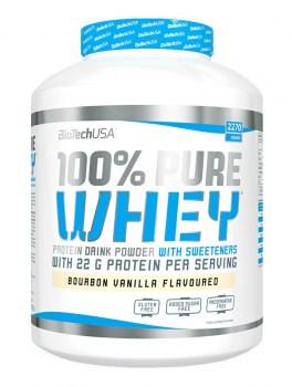Biotech USA 100 Pure Whey bv