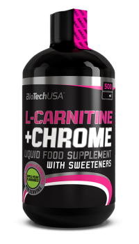 Biotech USA L-Carnitine + Chrome