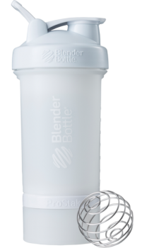 Blender Bottle ProStak Shaker 650ml, White