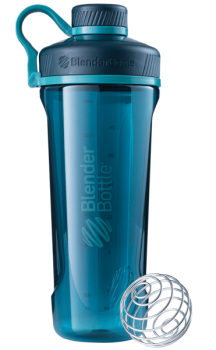 Blender Bottle Radian Tritan 940ml, deep sea green