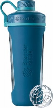 BlenderBottle Radian Glass, Deap Sea Green, 800ml