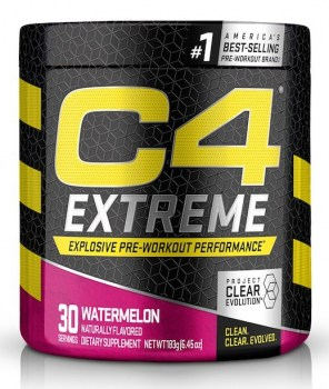 Cellucor C4 Extreme -Watermelon-30-Serving