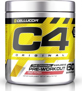 Cellucor C4 Original, 60 Servings2