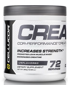 Cellucor COR-Performance Creatine, 72 Servings