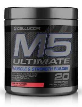 Cellucor M5 Ultimate_Fruit_Punch