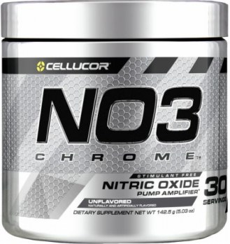 Cellucor NO3 Chrome Powder 30 Servings, Unflavored