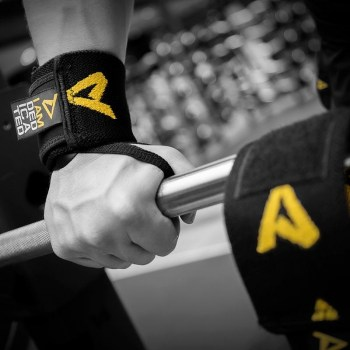 Dedicated Wrist Wraps 2