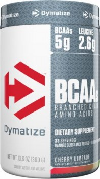 Dymatize BCAAs Powder cherry limeade 1