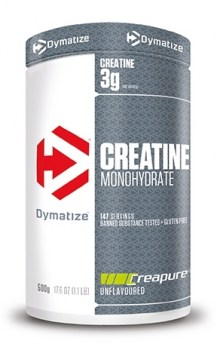 Dymatize Creatine Monohydrate Powder, 500g