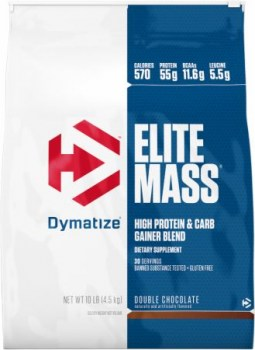 Dymatize Elite Mass, 10 Lbs