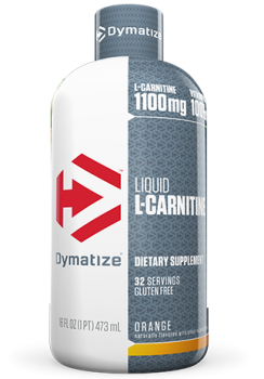 Dymatize L-Carnitine 1100mg Liquid, 473 ml