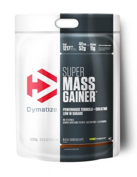 Dymatize Super Mass Gainer, 5232 gr