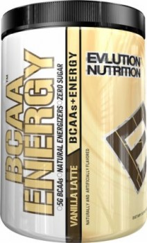 EVLUTION Nutrition BCAA Energy, 30 Servings