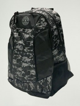 Golds Gym Camo Backpack